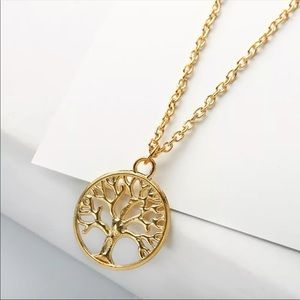 ✨NEW! Tree Of Life Necklace Peace Pendant Charm